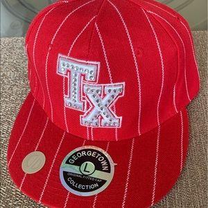 Texas Red Ball Cap